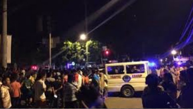 Explosions in Philippines, 10 dead
