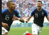 France defeats Belgium: