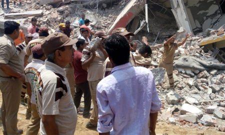 Died, Greater Noida, Building Collapse, Welfare Works, Dera Sacha Sauda
