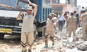 Dera Followers, Help, Building Disasters, Welfare Works, Dera Sacha Sauda, Gurmeet Ram Rahim