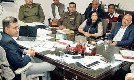 Student Police Cadet Rajnath Singh, ML Khattar