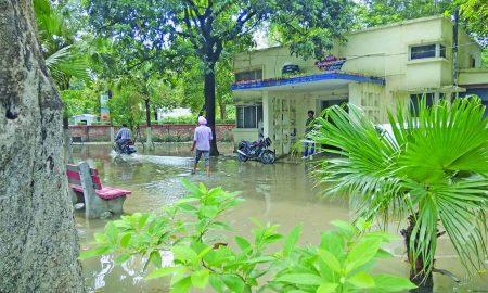 Heavy Rains, Eruptedl, Patiala, Punjab