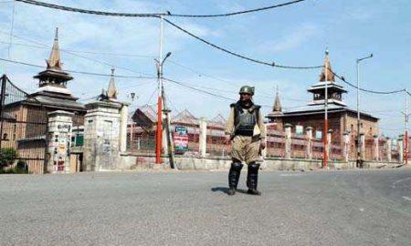 Jamia Masjid, Closed, Third day