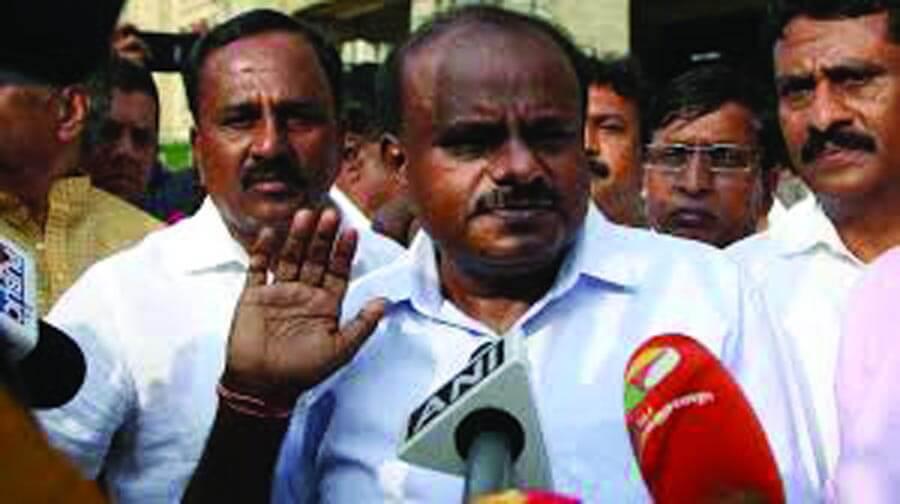 Drama, Opposition, Unity, Tears, Kumar Swamy
