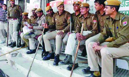 Leader police vs public police