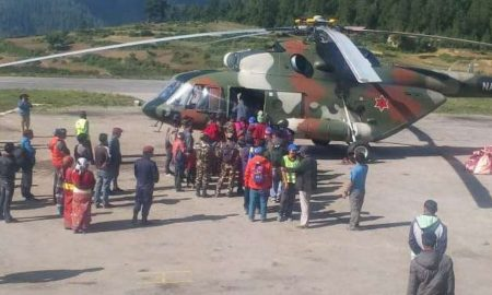 250 indian Passengers, Removed, Nepal