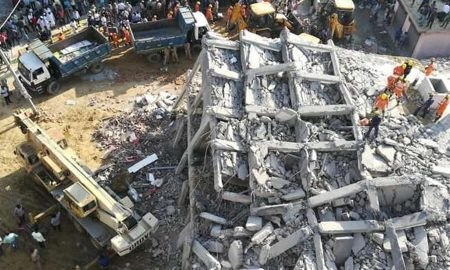 Died, Greater Noida, Building Collapse