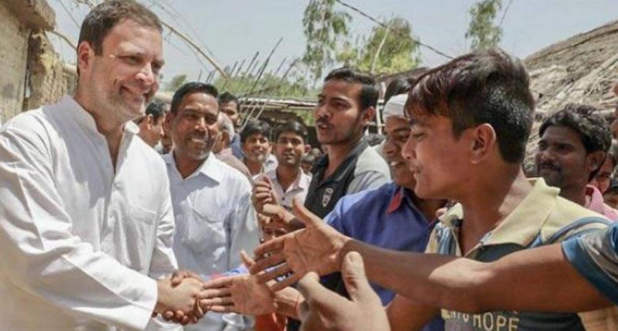 Rahul, Gandhi, Election, 2019, PM Modi', Stronghold
