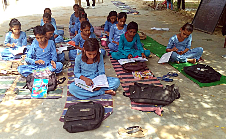 Primary Schools, Mid Day Mile, Worker, Students, Electricity Connection