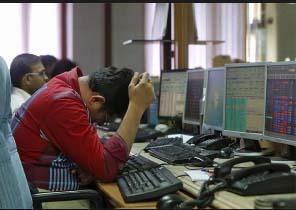 Sensex, 266 points, Nifty, Snaps, 107 points