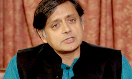Bail, granted, Shashi Tharoor