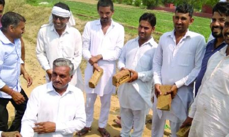 Village Jorkiyan Making Diffrence In Care Bovine