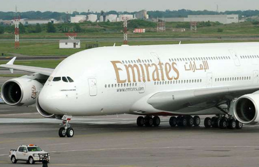 Emirates Airlines, Served, Airplane 'Hindustani Food'