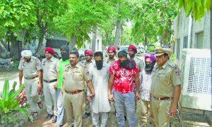 Seven Accused, Arrest, Punjab Police