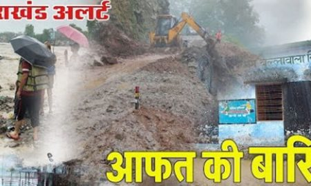Landslide, Uttarakhand, Water, Level, Increases, Rivers