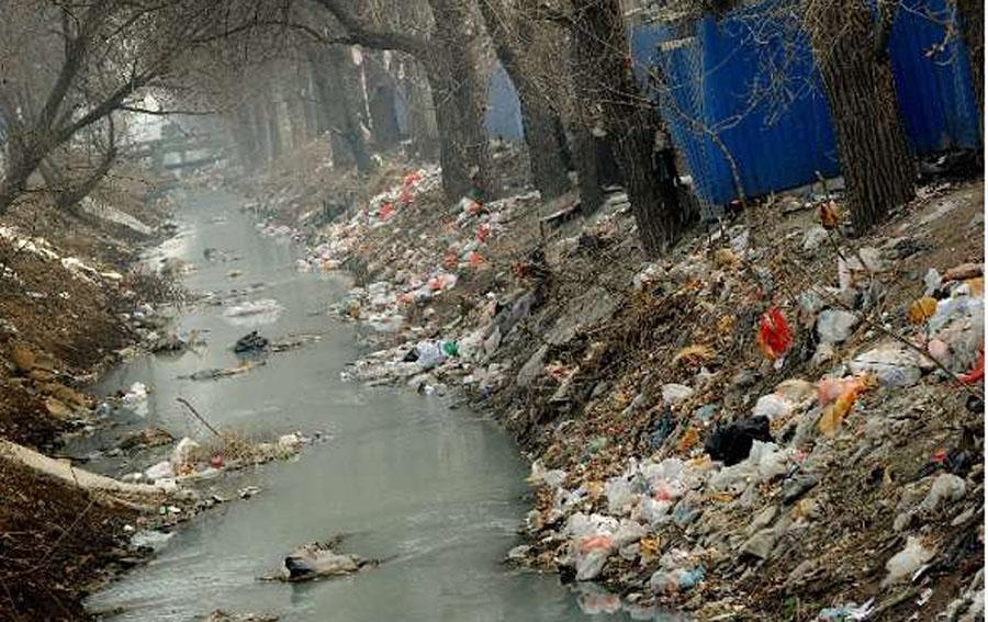 Massive, Environmental, Damage, China
