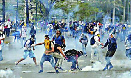 Crowds, Violence, Concern,Artical