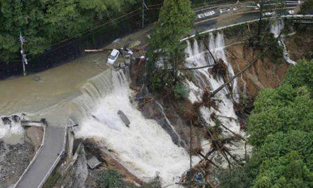 Rain, Japan, Death,Natural disaster