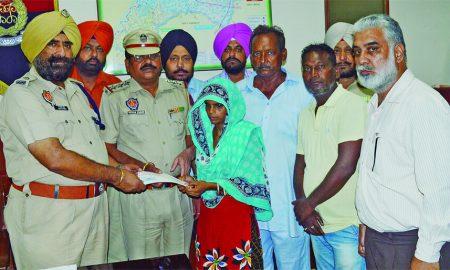 Deceased Family, 19 Lakh Grant, Punjab