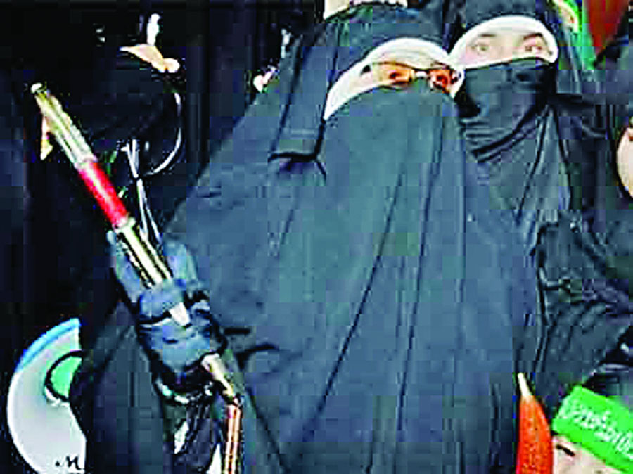 Asea Andrabi, Pakistani, Attacks