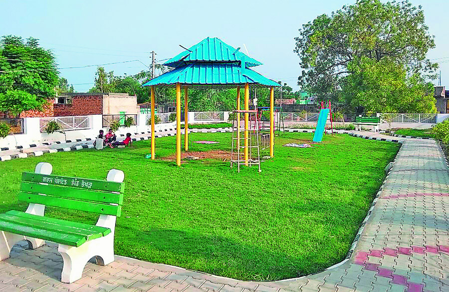 'Bhokra', Fun Parks Like, Chandigarh