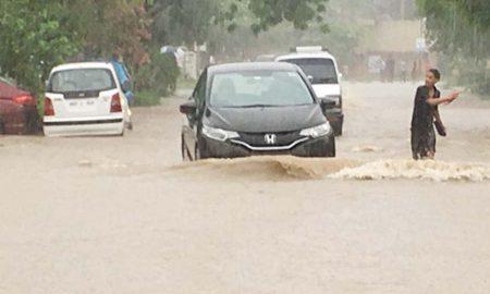 Torrential, Rains, Delhi, NCR