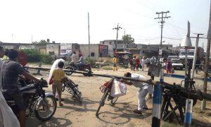 Problem, Railway Crossing Gate, Under Ground Bridge