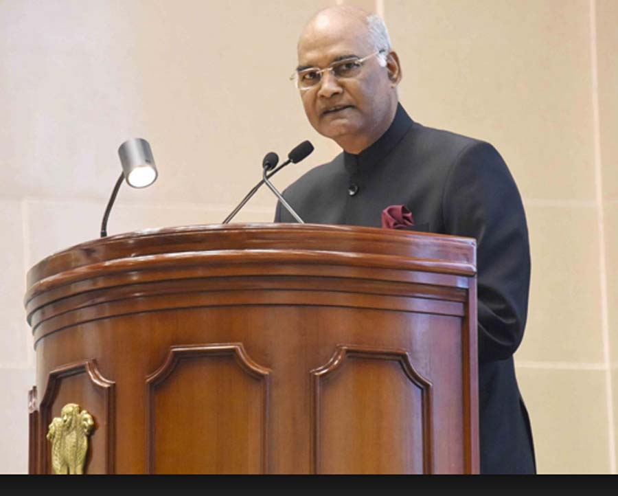 President Kovind,  Public, Work, Monsoon, Session