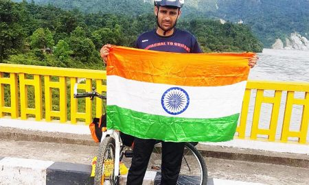 Starting Cycle Journey, Save Environment