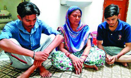 Sulochna, Victim, Stray Cattle, Punjab