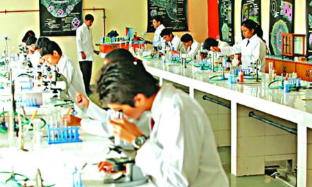 Shortage, Furniture, Science, Labs, Completed