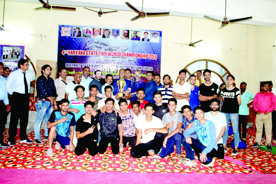 Shah Satnam Ji Institute, Team, All-Over Champion