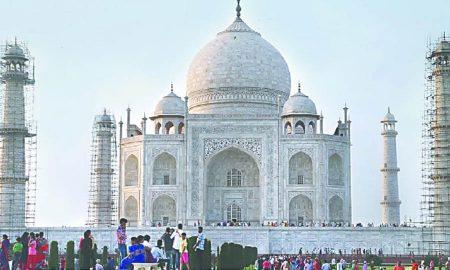 Negligence, Handle, Taj Mahal