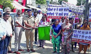 Held Rally, Against Drugs, Youth Volitantes, Punjab
