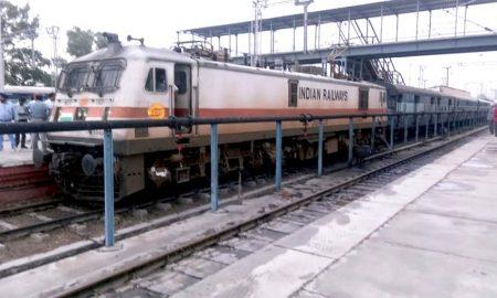 Bathinda-Delhi rail route