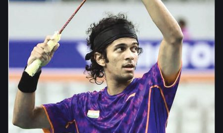 Vietnam Open Final, Badminton Tournament, Ajay Jayaram