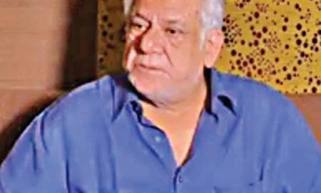 Akhauri Interviews, A Week, Before, Ompuri's, Demise