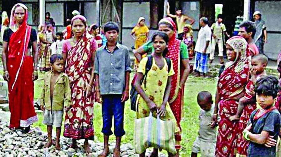 Citizen Register, Assam