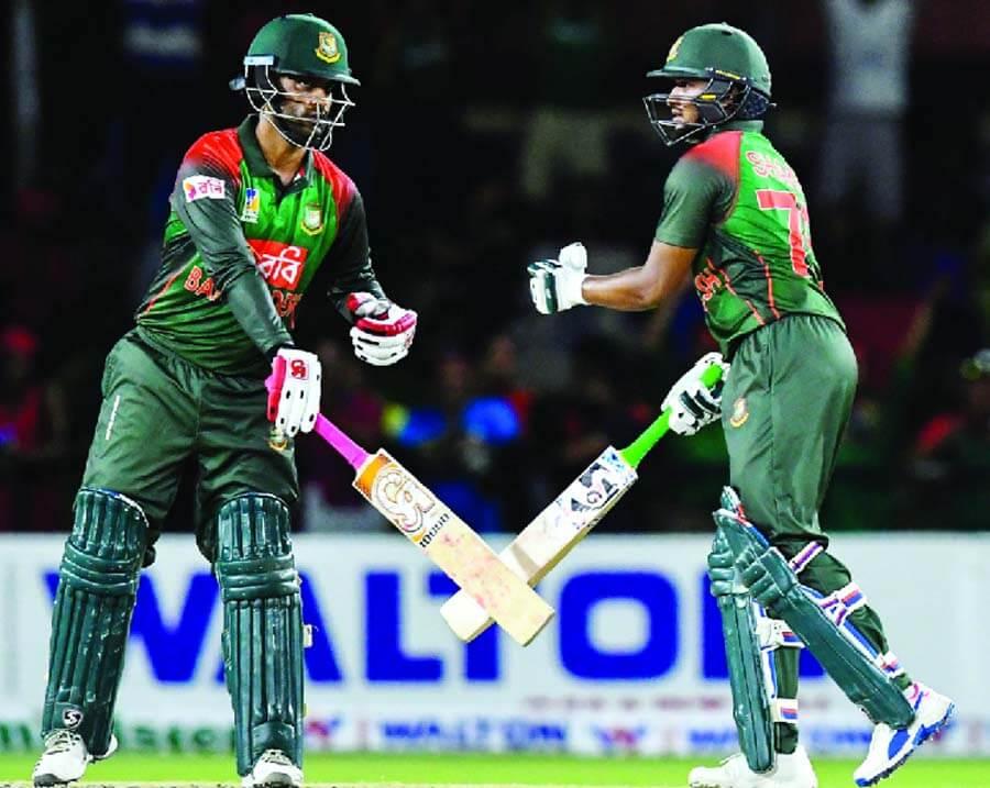 Bangladesh, Thrash, West Indies, Second, Twenty20 Match