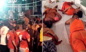Bihar, Stampede, Gareebnath Temple, Muzaffarpur, 25 Wounded