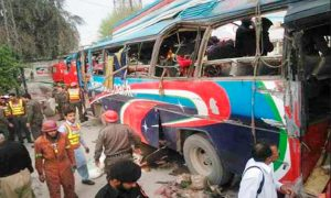 Chinese Workers, Attack, Bus, Pakistan