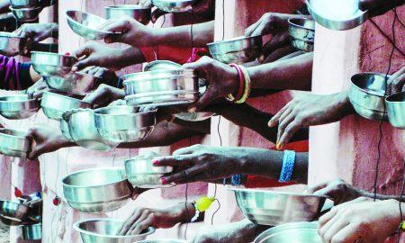 Court barrier in beggar free campaign