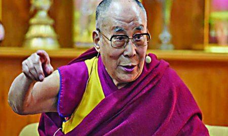 Dalai Lama, Jinnah