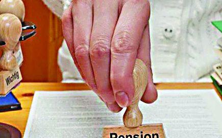 Discrepancies in Pension of the Elderly