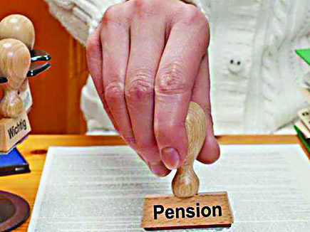 Discrepancies in Pension of the Elderly