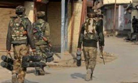 Encounter in Sopore, a terrorist dead