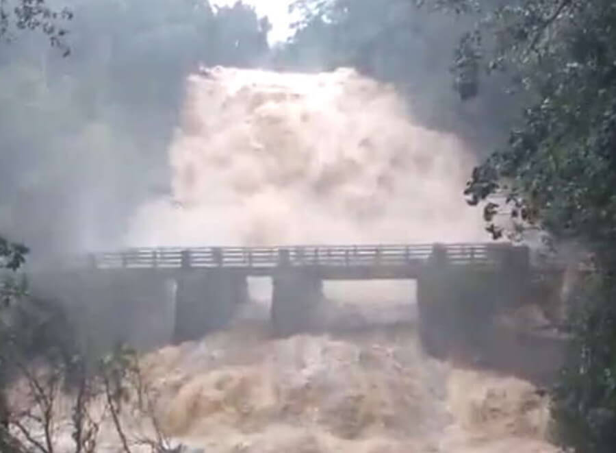Landslides, Rains, Kerala, Flood