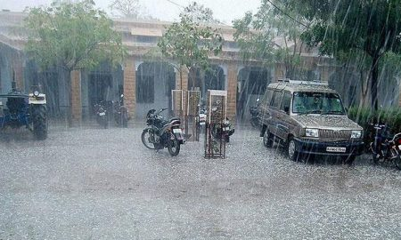 Heavy rains in UP in UP