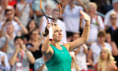 Halep, Rogers Cup, Semi Final
