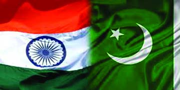 The only way to peace for India-Pak